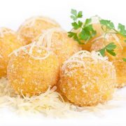Baresque Low Fat Cheese Balls