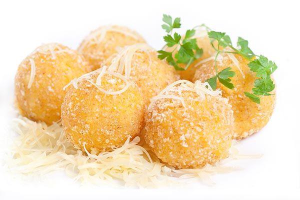 Baresque Low Fat Cheese Balls