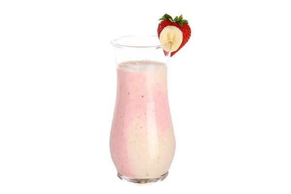 Strawberry and Banana Laban