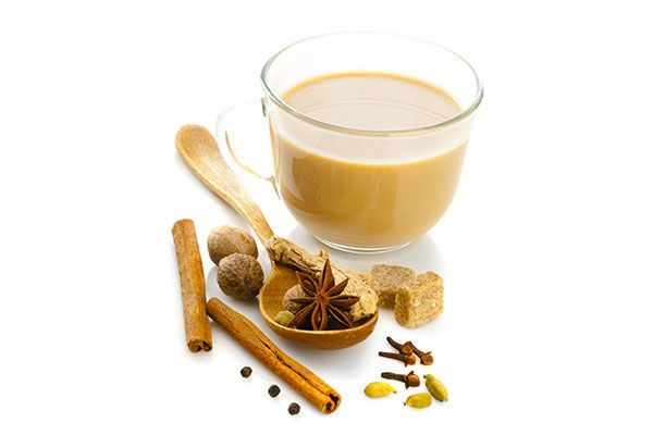 Special Chai with Herbs