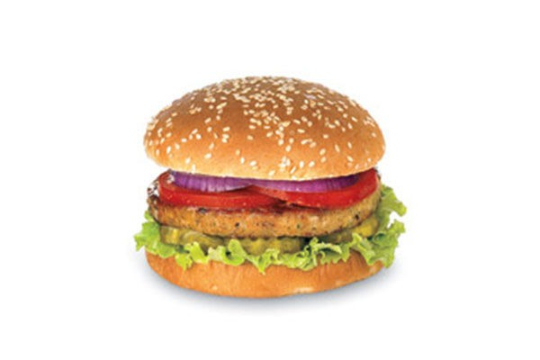 Veggie Patty Burger