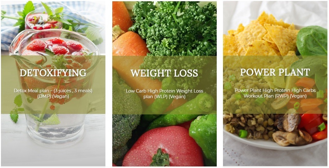 healthy diet meal plan