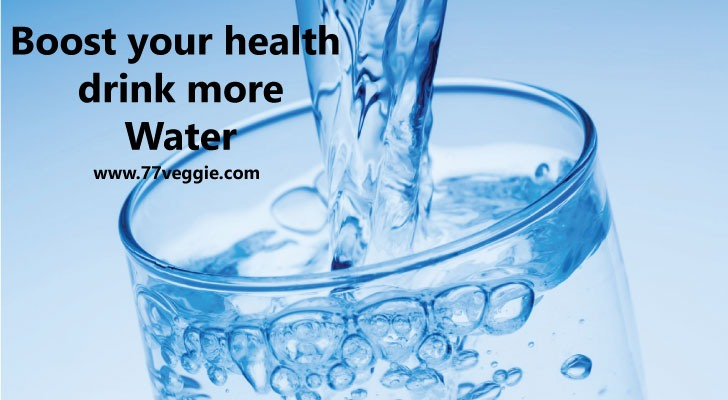 water benefits for health